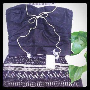 H&M Sequin Mini Skirt size 4